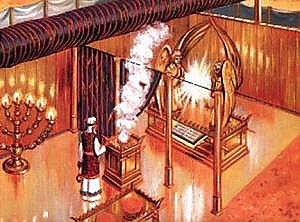 Holy of Holies in Solomon's Temple