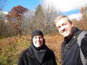 Mother Alexandra and Douglas Shoop