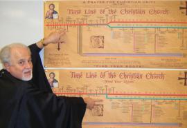 Christian dating timeline