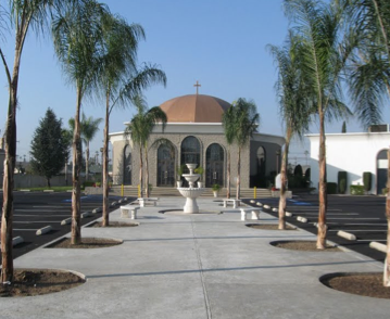 St. Luke Antiochian Orthodox Church, Garden Grove, CA