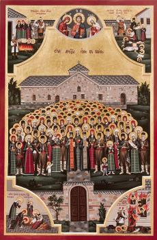 New Martyrs of Batak, Bulgaria, glorified in April, 2011