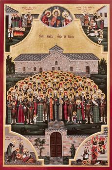 New Martyrs of Batak, Bulgaria, glorified in April, 2011