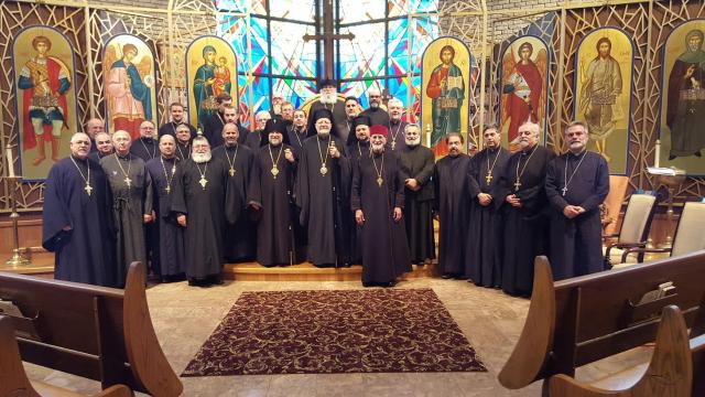 Metropolitan New York Pan-Orthodox Clergy Retreat