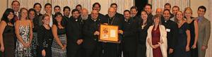 OCF Honorary Dinner for His Grace, Bishop Dimitrios