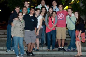 OCF Student Advisory Board, 2012-2013