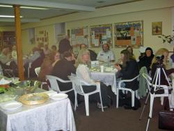 OCL Dinner at Sts. Peter and Paul