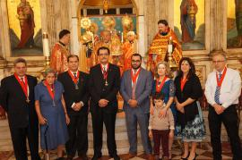December 2013 Order Inductions at St. Nicholas Cathedral + Brooklyn, NY