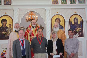 Bishop Joseph in Yakima, WA