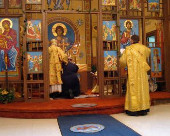 Dn. Michael Porter's Ordination
