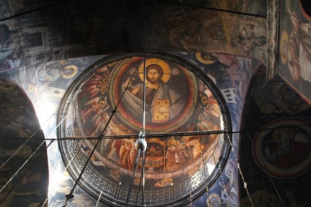Pantocrator at Vatopedi