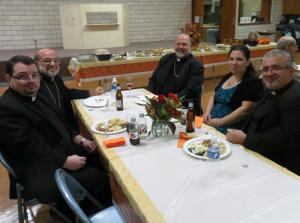 Parish Council dinner