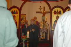 Pan-Orthodox Passion Vespers + Holy Cross Church, Linthicum, MD