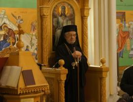 Patriarch Ignatius IV, New York, October 2012