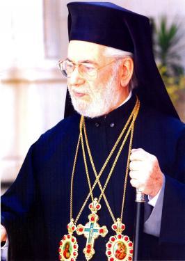 His Beatitude Ignatius IV