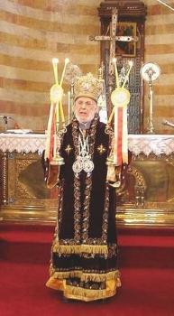His Beatitude Patriarch Ignatius IV
