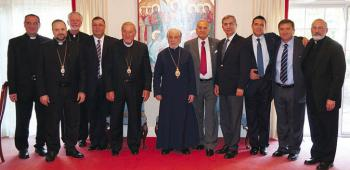 The 2012 Visit of Patriarch Ignatius IV to the United States