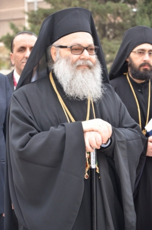 Enthronement of Patriarch John X b