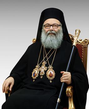 His Beatitude Patriarch John X