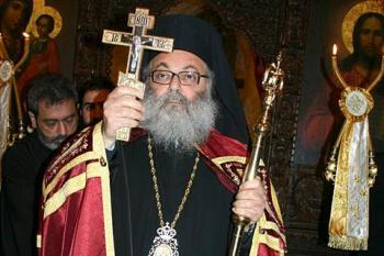 His Beatitude Patriarch-Elect Youhanna X of Antioch and All the East
