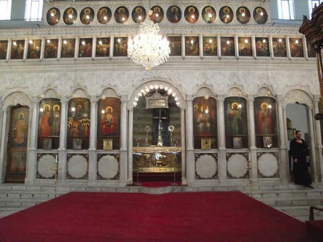 Patriarchate in Damascus