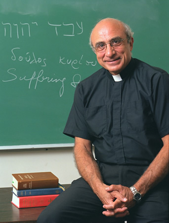 Fr. Paul Tarazi, author