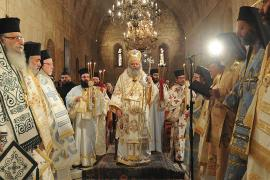 Patriarch John X Celebrates Pentecost at Balamand