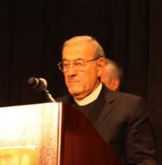 Metropolitan Philip in Houston 2013