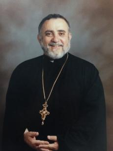 Fr. John Elias + February 11, 2014