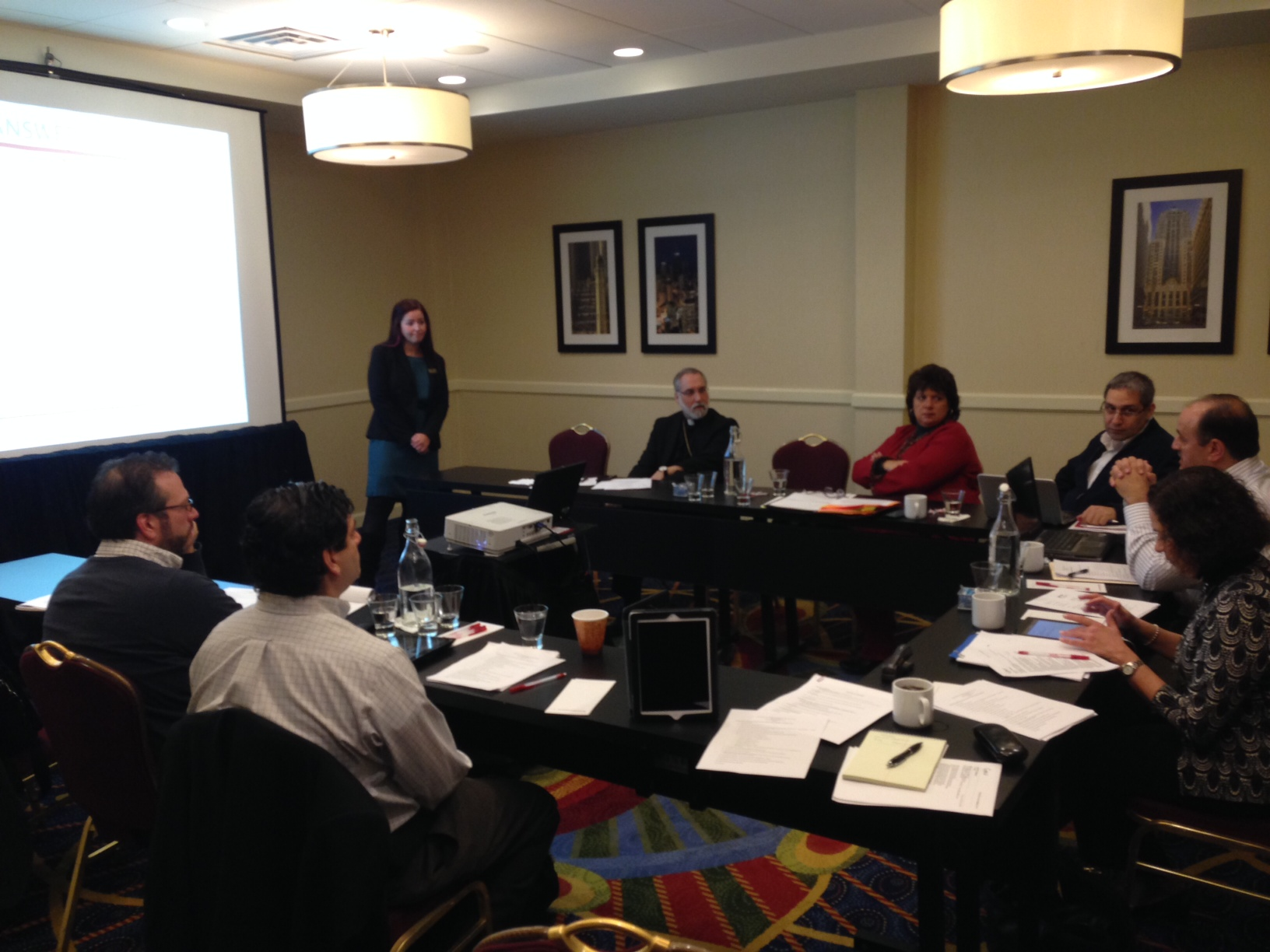 Dept. Meeting: Conventions and Conference Planning