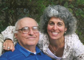 Dr. John Dalack and Kh. Laila Ellias