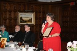 2013 award recipient: Kh. Jeanette Gallaway of Lexington, KY