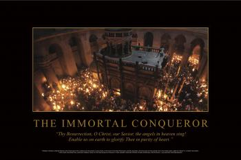 Immortal Conqueror Poster Sample