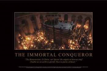 Immortal Conqueror Poster Sample