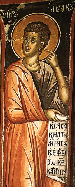 Prophet Habakkuk