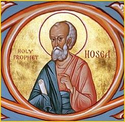 Holy Prophet Hosea