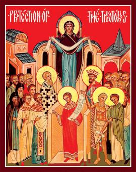 Protection of the Theotokos