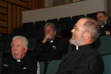 Clergy enjoy fellowship at 2013 retreat