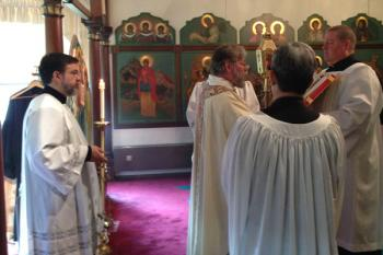 Charleston clergy retreat, 2013