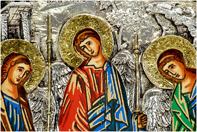 Rublev: The Holy Trinity