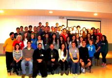 Teens from Flint, MI, at SOYO retreat