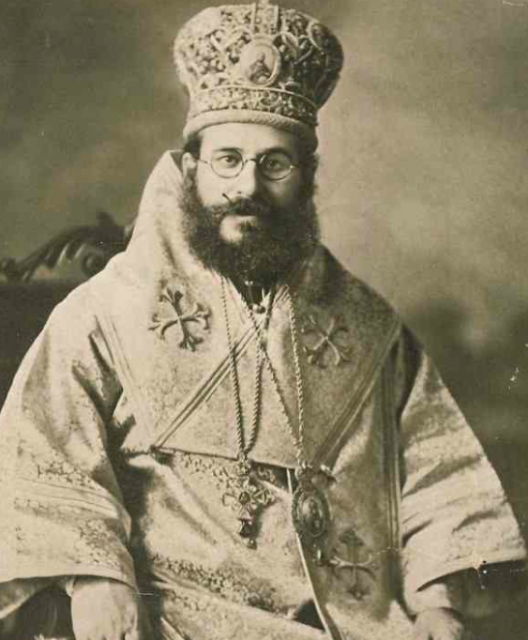 Archbishop Victor Abo-Assaly