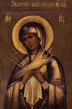 Mother of God, Softener of Evil Hearts