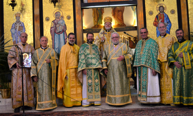 40th Anniversary of Ordination of Archdeacon George Shishim