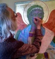 Vladislav Andrejev, Iconographer