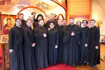 Byzantine Choir at St. Vlad's