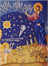 Icon of the creation