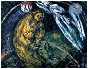Angel visits persecuted Prophet Jeremiah