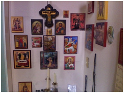 Icon Corner in the Domestic Church
