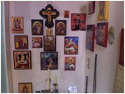 Icon Corner in the Domestic Church