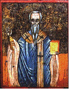 St. Cyril of Alexandria